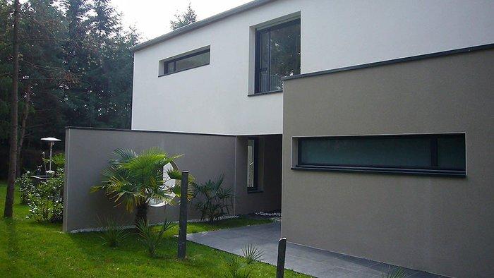 facade maison blanche et grise af49 jornalagora